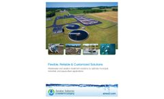 Flexible, Reliable & Customized Solutions - Brochure