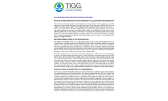 TIGG - How Activated Carbon Works to Purify Air and Water