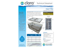 Clara® Filter Suspended Solids Removal - Technical Datasheet
