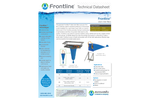 Frontline Drain Inlet Filters - Techical Sheet