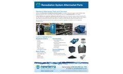 Remediation System Aftermarket Parts