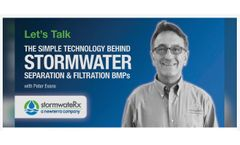 The Simple Technology Behind Stormwater Separation & Filtration BMPs - Webinar