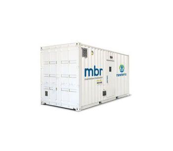 Newterra - Model MBR - Membrane Bioreactor