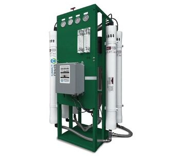 EPRO - Reverse Osmosis (RO) Systems for Commercial Cannabis Applications