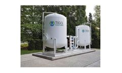 TIGG - Dual-Vessel Drinking Water Purification Systems