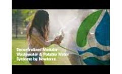 Decentralized Modular Wastewater & Potable Water Systems