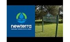 Newterra MBR Wastewater Treatment System For Bay Meadows Community