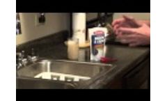 Foaming Root Killer - Tree Roots in Sewer Line Video