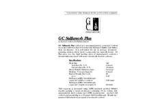 GC Sulfursorb Plus - Activated Carbon for H2S Treatment Brochure