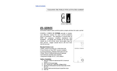General - Model ES-Series - Activated Carbon Odor Control Systems Brochure