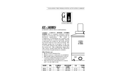 ET-Series Activated Carbon Odor Control Systems Brochure