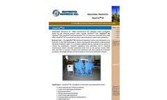 WRI - AquaTex HS - Hydraulic Separator System - Brochure