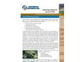 AquaTex™ COG Product Brief