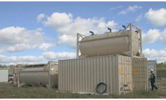 WRI - Model AquaTex™ COG - Wastewater Treatment Solutions for the Upstream Oil & Gas Industry