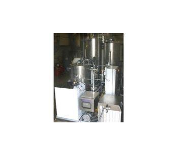 WRI - Model AquaTex™ MBR - Advanced Water Purification (AWP) Plant