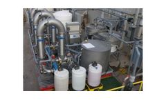 WRI - Model AquaTex™ AO - Advanced Water Purification (AWP) Plant