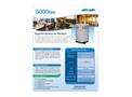 Allerair - 5000 Exec - General Purpose Air Purifiers Datasheet
