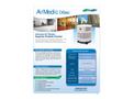 AirMedic - D Exec - Advanced Air Filtration For Superior Particle Control Datasheet