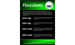 SWT - Flocculants Brochure