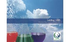 LabWay-LIMS Brochure - English
