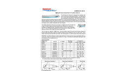 Surface Mount UV Disinfection Systems - Brochure