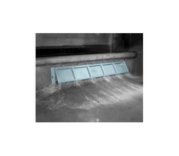 HydroSelf - Model GNA CSO - Flushing Device System for Retention Tanks and Sewers