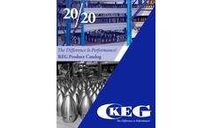 KEG Product Catalog