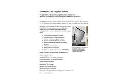 Kalmetall - Model TC - Tungsten Carbide - Brochure