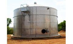 ASI - Aerobic Digesters Tank