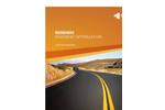 Spectra - Roadway Improvement System Brochure