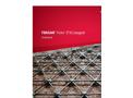 Tensar - Model TriAx (TX) - Geogrids Brochure