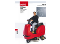 Drive - Scrubber Drier for Medium Areas  Brochure