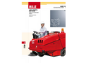Mille - Sweeper Machine for Big Areas Brochure