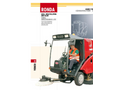 Ronda - Street Sweeper With Filter Brochure