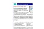 Soil Oxidant Demand Test Kit – SOD-5 Datasheet