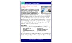 Persulfate Soil Oxidant Demand (PSOD) Starter Kit - Datasheet