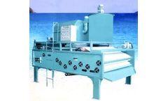 PEI TRIAD - Model BPM - Belt Filter Press