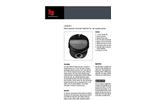 Badger Meter - LM OG I-HF - Electronical Meter- Datasheet
