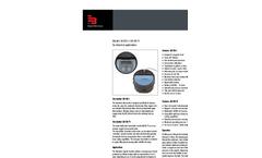 Model RCT 1000 - Coriolis Mass Meter Brochure