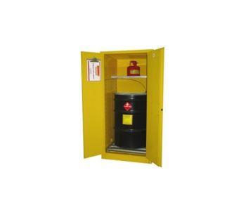 Securall - Model W1040 - 60 Gal. - Hazardous Waste Storage Cabinet