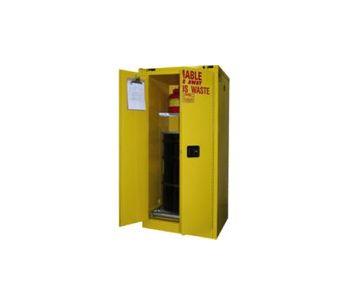 Securall - Model W3040 - 60 Gal. - Hazardous Waste Storage Cabinet