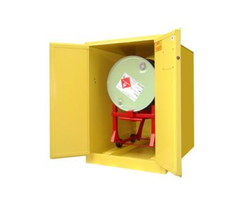 Securall - Model H160 - Flammable Drum Storage Cabinet