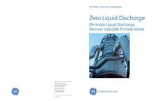 Zero-Liquid-Discharge (ZLD) Crystallizers Brochure
