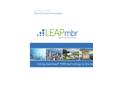 LEAPmbr - Advanced Membrane Bioreactor (MBR) Brochure