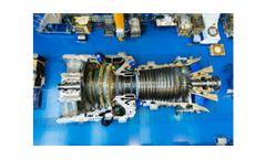 Model 9HA - Heavy-Duty Gas Turbine