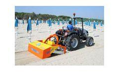 Manta - Beach Cleaner