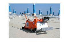 Delfino - Self Propelled Beach Cleaner