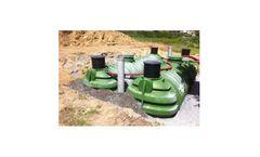 Kläropro - Industrial Wastewater Treatment Plant