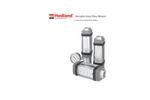 Inline Pneumatic Flow Meter - Manual