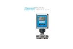 Model B2800 - Advanced Microprocessor-Based Flow Monitor Manual